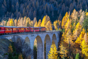 Magical train journeys to add to your bucket list