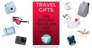 Travel gifts: The stylish traveler gift guide