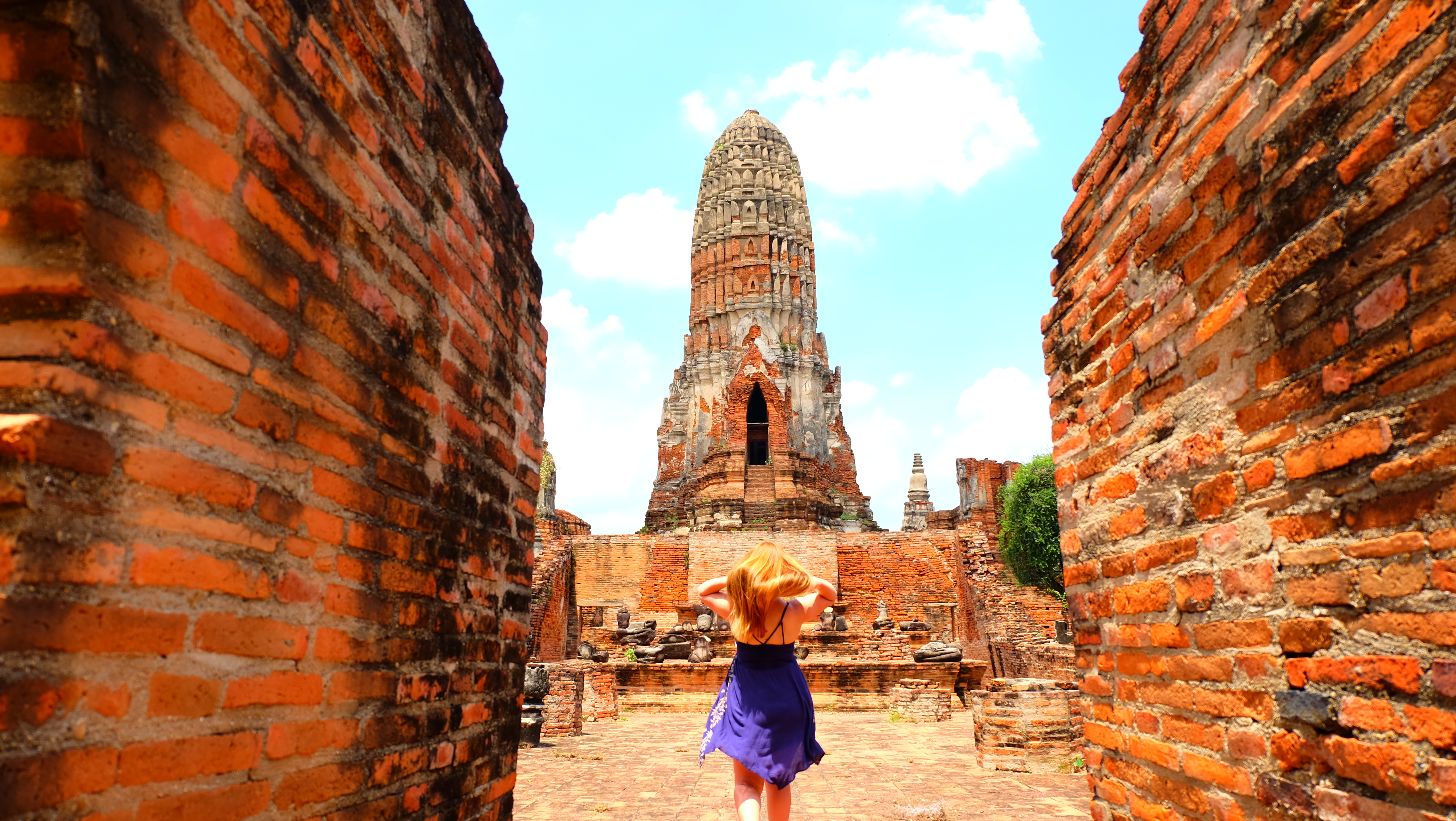 A Day Trip From Bangkok Ayutthaya Temples Thailand The