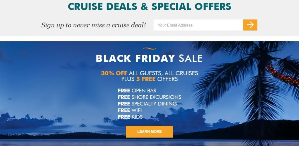Black Friday Travel Deals 2019 The Jetsetter Diaries